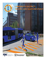 UDTCS Final Report cover